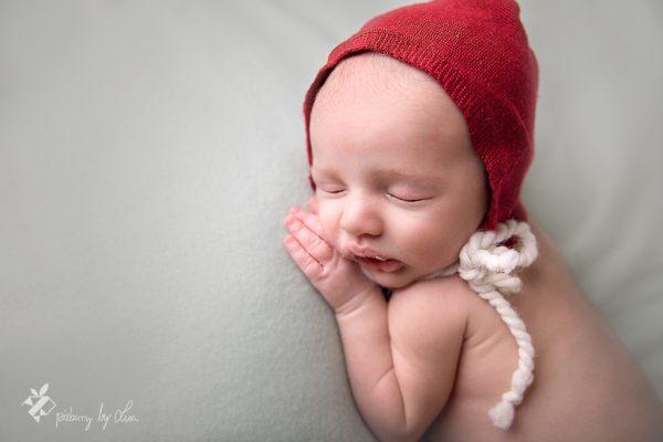 Moderne Babyfotografie in Asten bei Linz