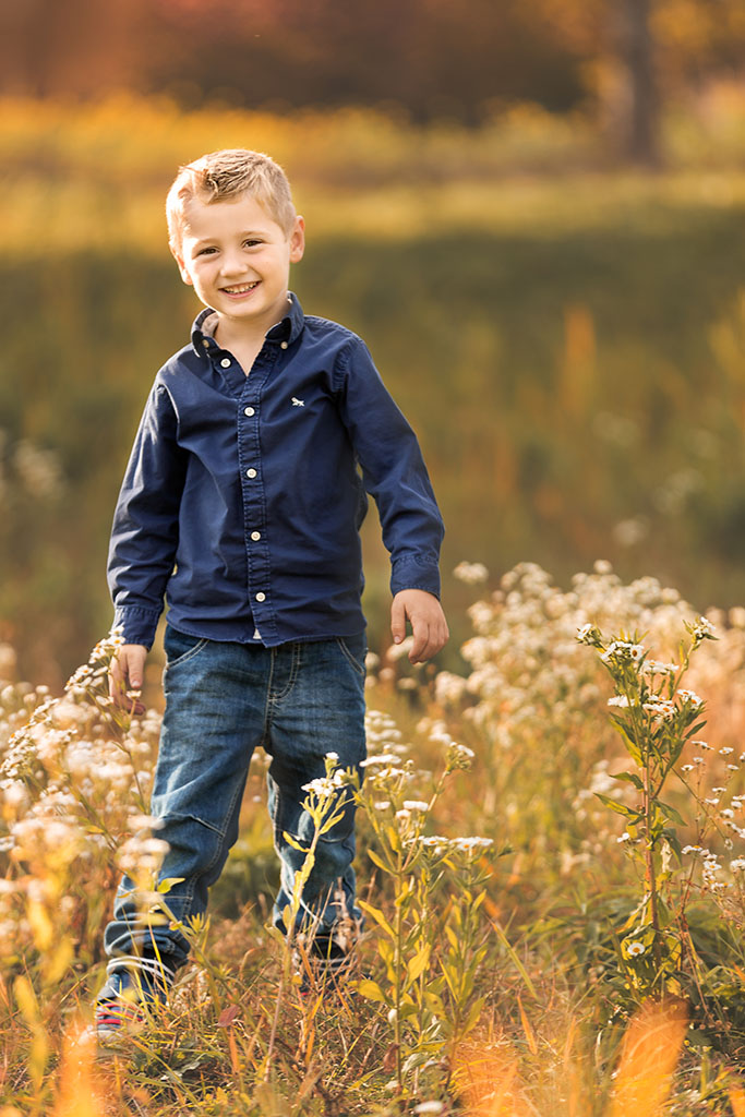 Moderne Kinderportraits in Asten bei Linz