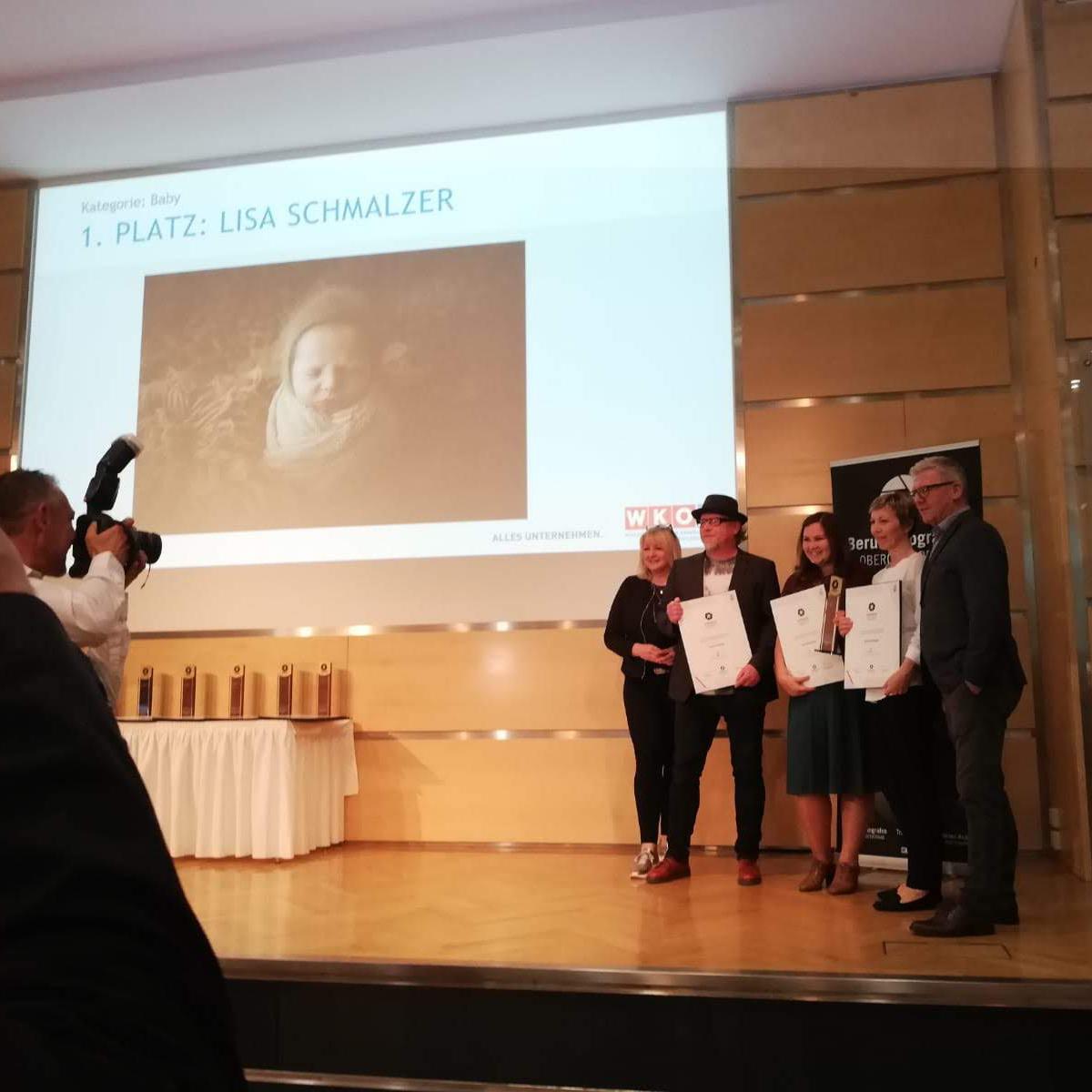 Landespreis Berufsfotografen OÖ Baby